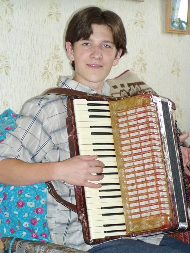 Рогожин Павел